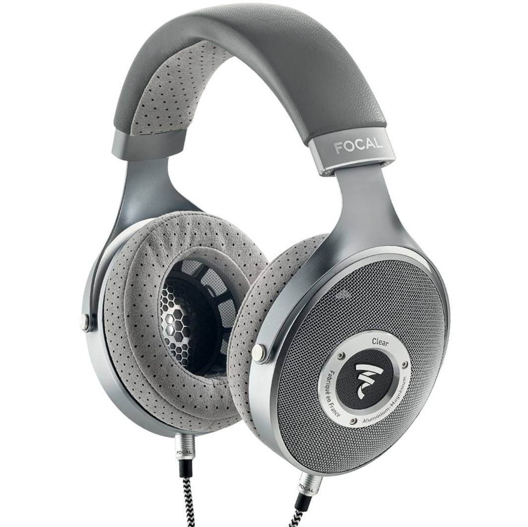 Focal Clear Over-Ear HiFi Headphones