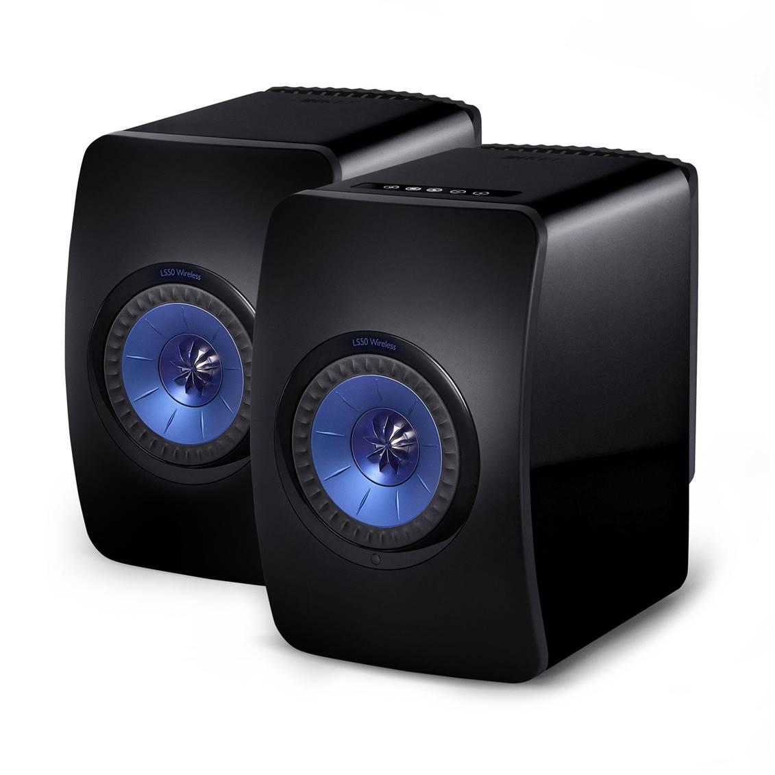 KEF LS50 HiFi Speakers