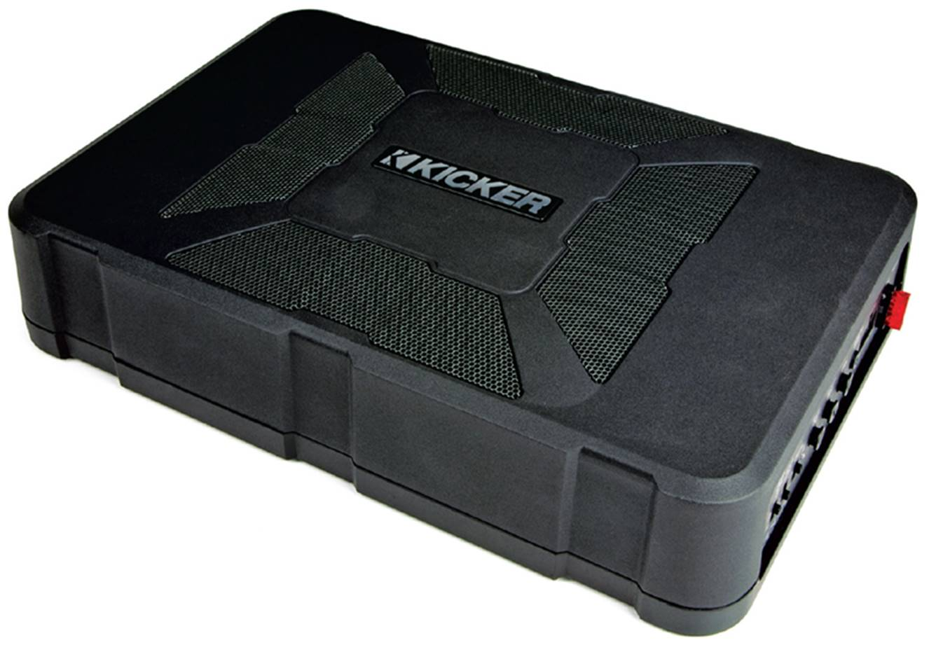 Kicker 11HS8 Underseat Subwoofer