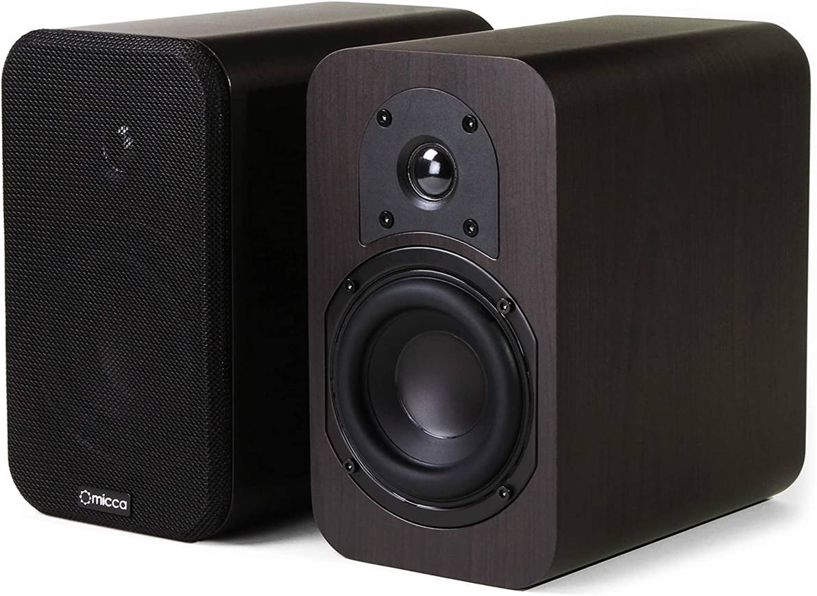 Micca RB42 Reference Speakers