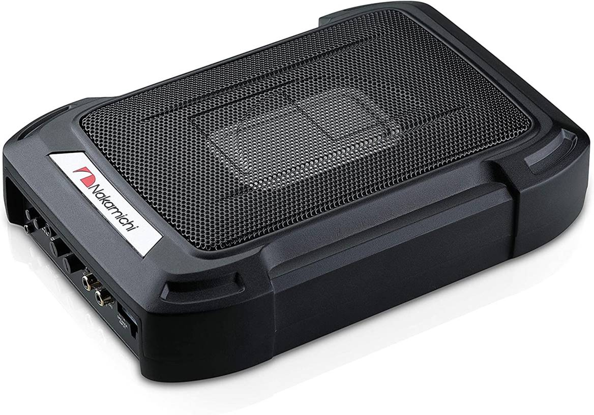 Nakamichi NBF609A 1000W Underseat Subwoofer