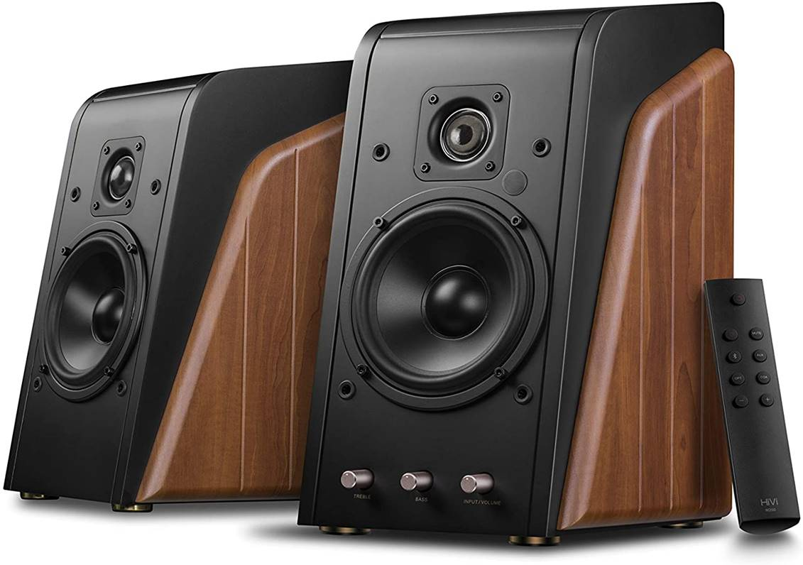 Swan Speakers M200 Powered HiFi Speakers