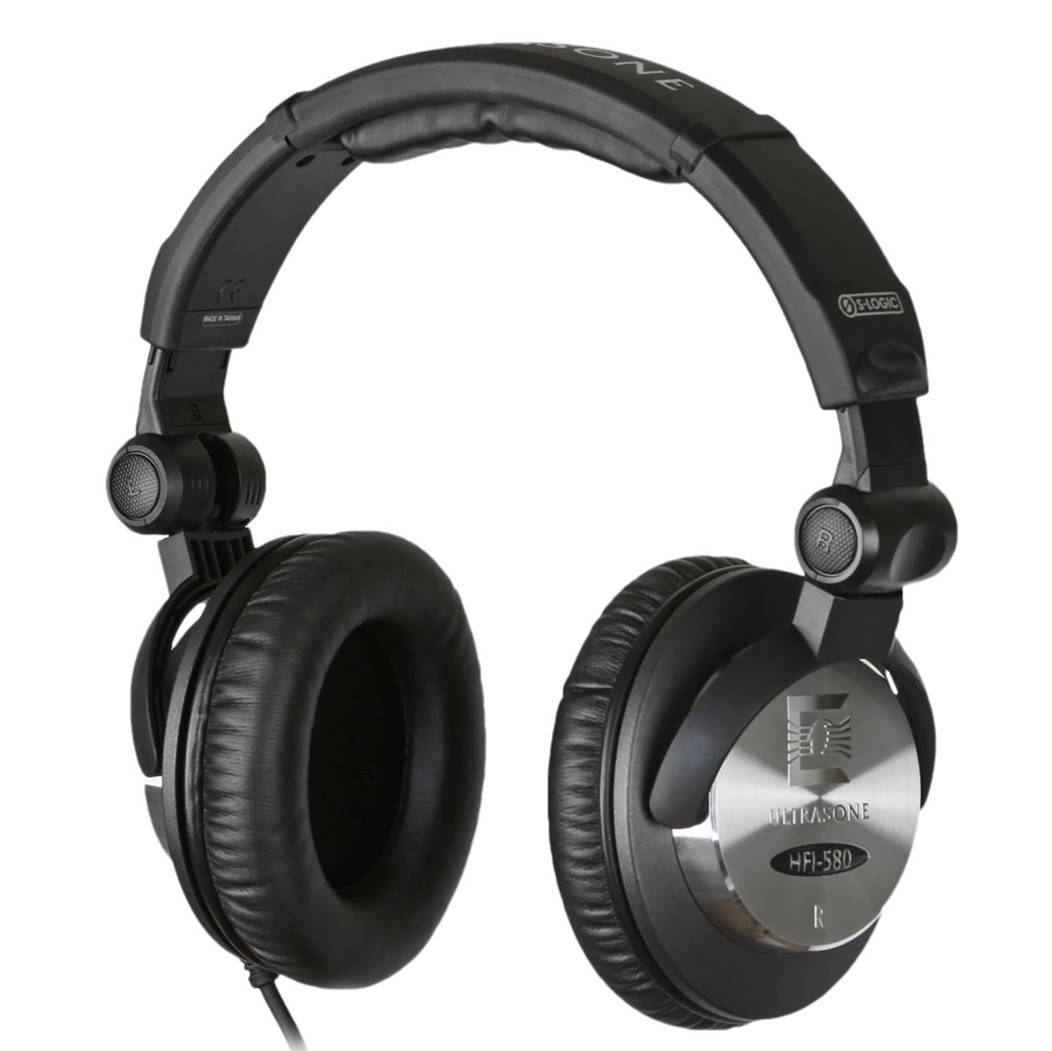 Ultrasone HFI-580 S-Logic Headphones
