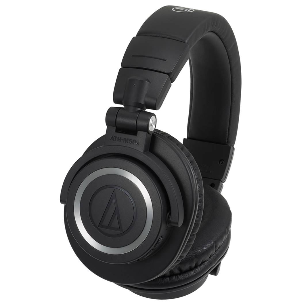 Audio-Technica ATH-M50XBT Loudest Bluetooth Headphones