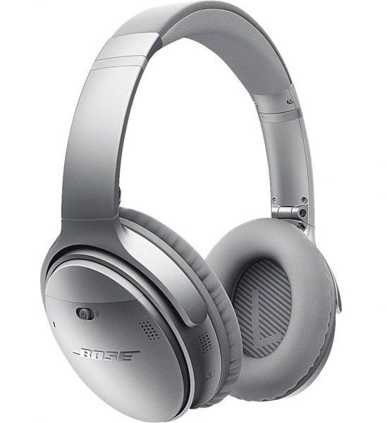 Bose QuietComfort 35 II Loudest Bluetooth Headphones