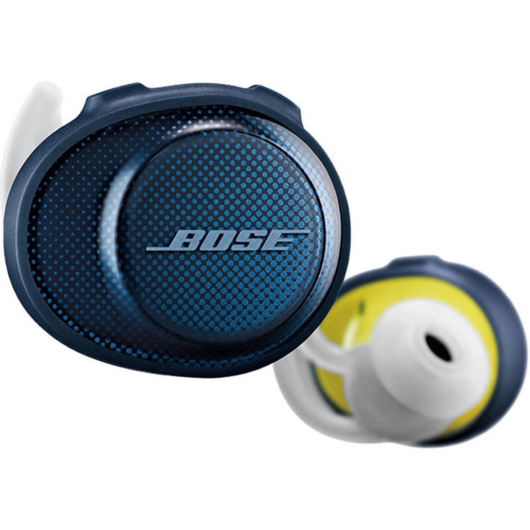 Bose SoundSport Free Loudest Wireless Earbuds
