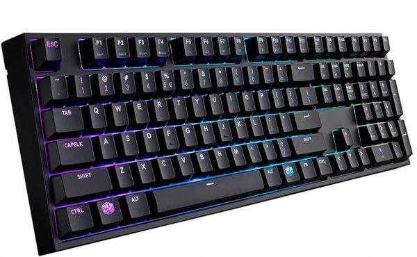 Cooler Master Keys Pro Loudest Mechanical Keyboard
