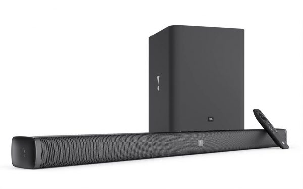JBL Bar 3.1 Channel 4K Ultra HD Soundbar