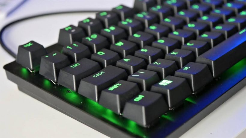 Loudest Mechanical Keyboard
