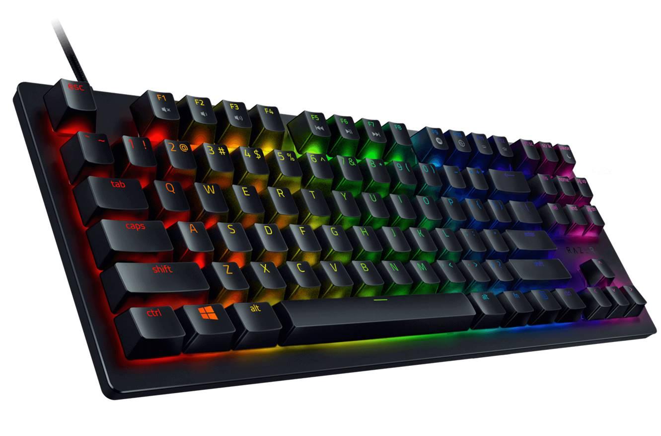 Razer Huntsman Elite Loudest Mechanical Keyboard