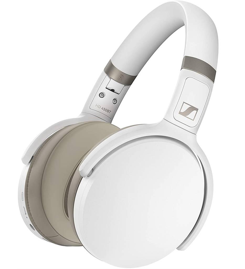 Sennheiser HD 450BT Loudest Bluetooth Headphones
