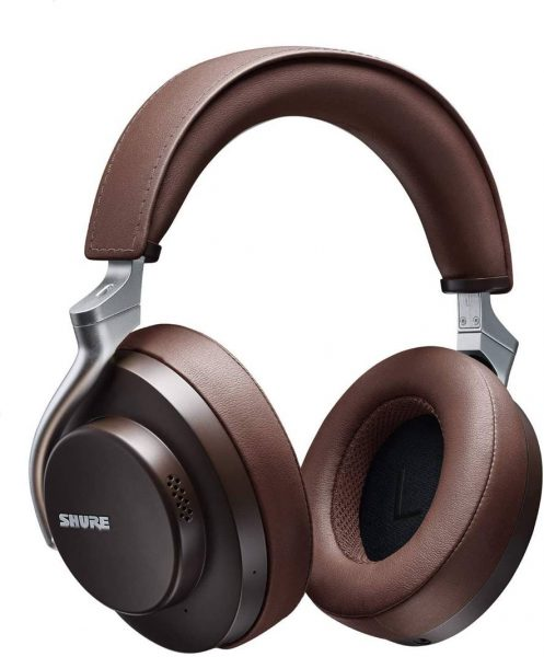 Shure AONIC 50 Loudest Bluetooth Headphones