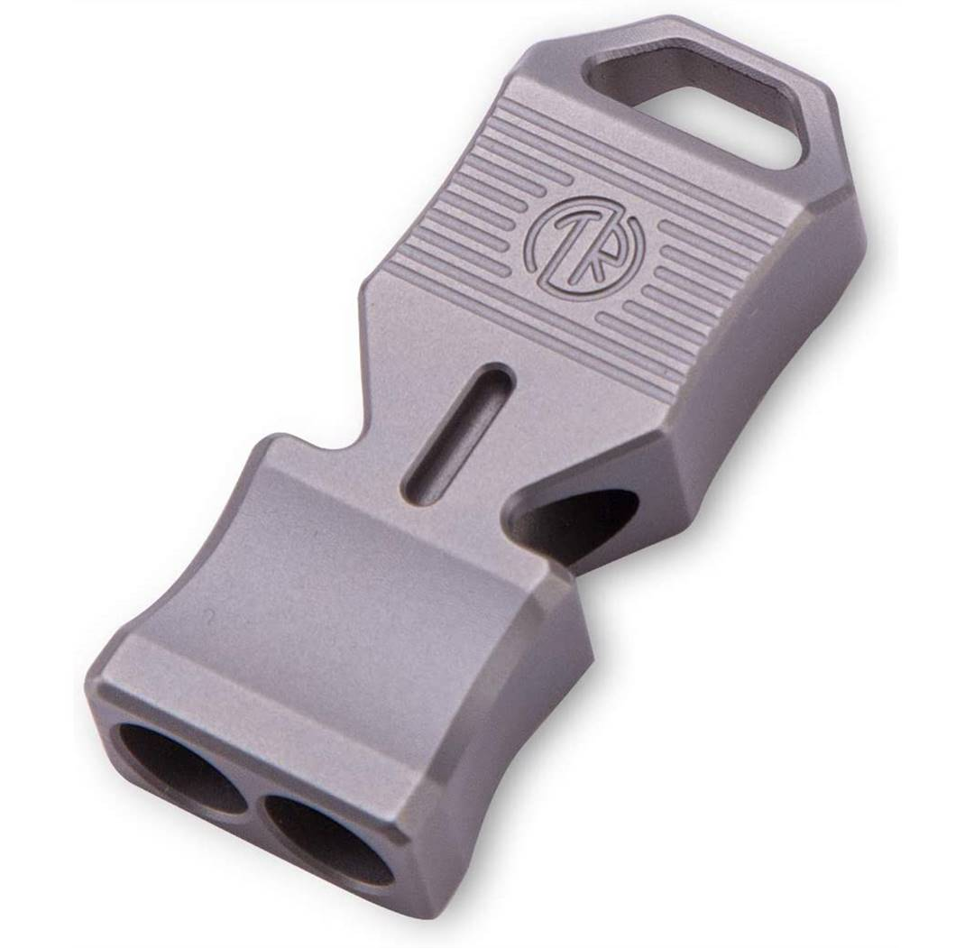 TACRAY Titanium Loudest Whistle