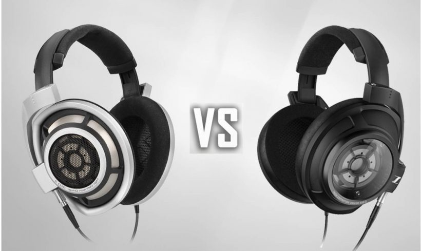 Sennheiser HD800s vs HD820