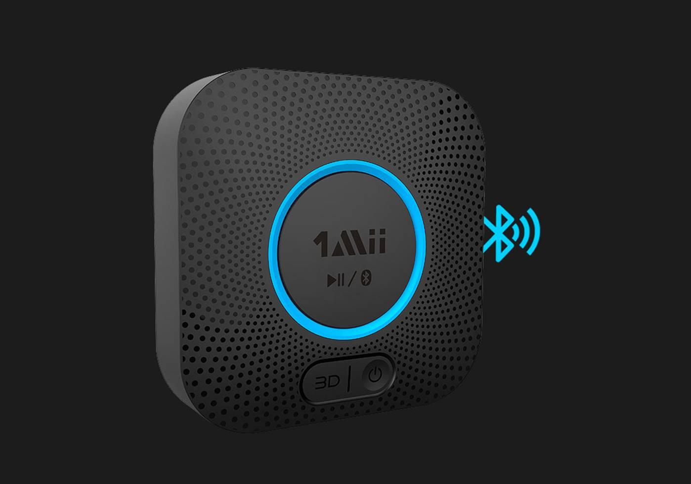 1Mii B06 Plus Bluetooth Audio Receiver (1)