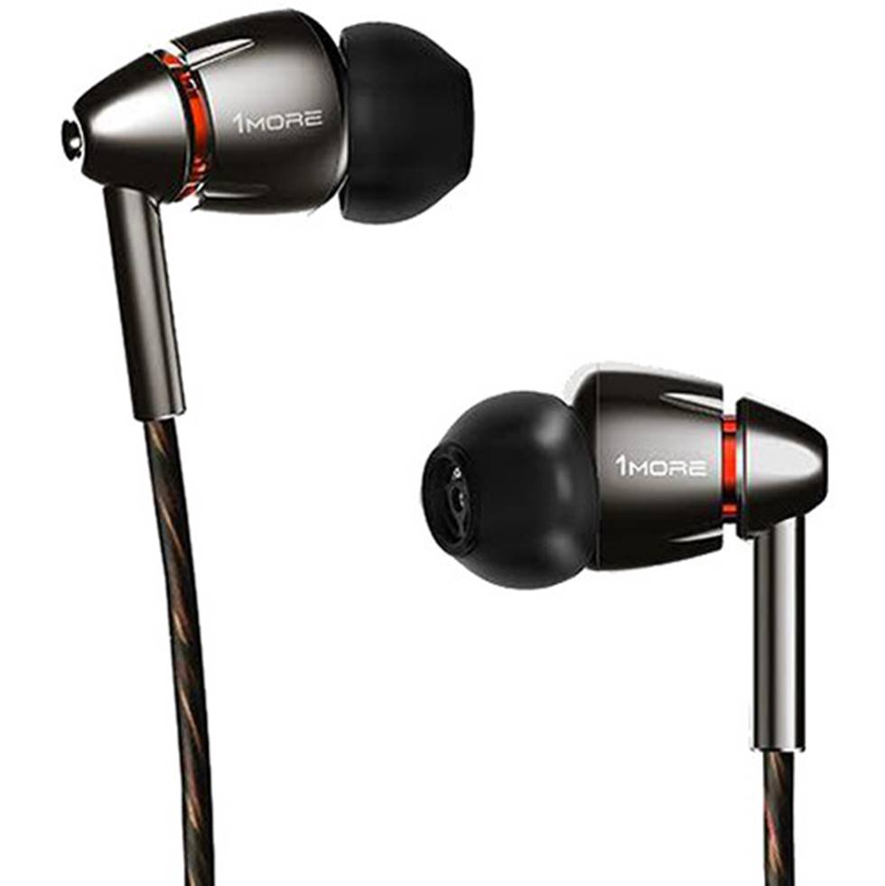 1More Quad Driver In-ear Earbuds