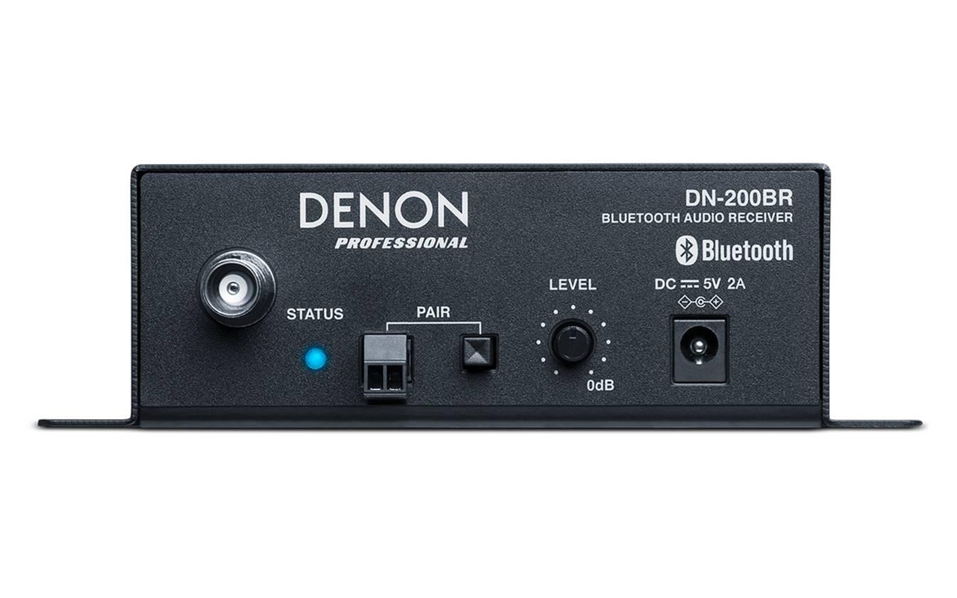 Denon Professional DN-200BR Bluetooth Audio Receiver