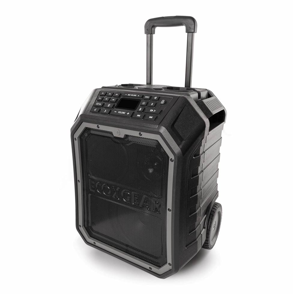 ECOXGEAR EcoTrek Waterproof Speaker
