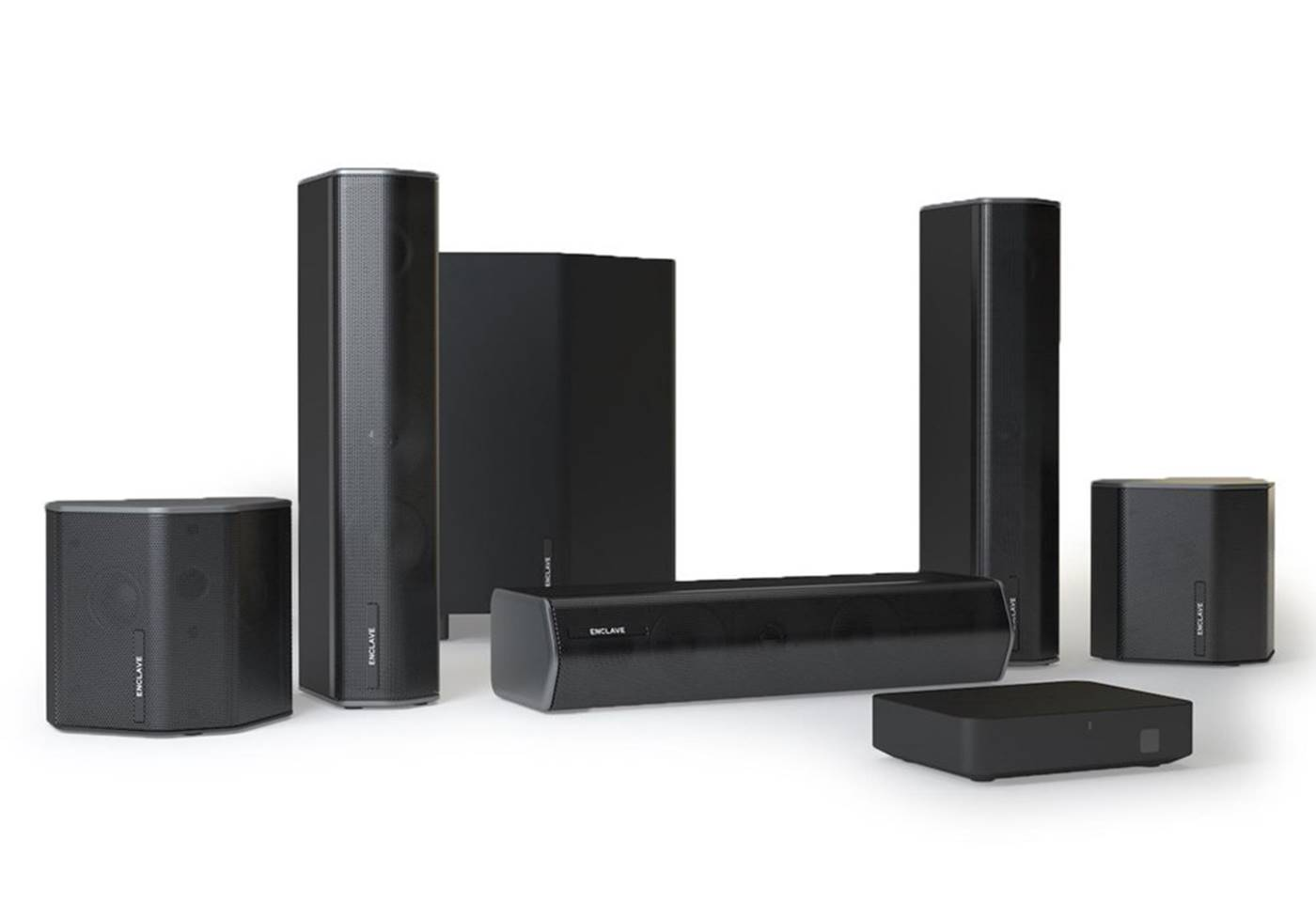 Enclave CineHome II Wireless Home Theater
