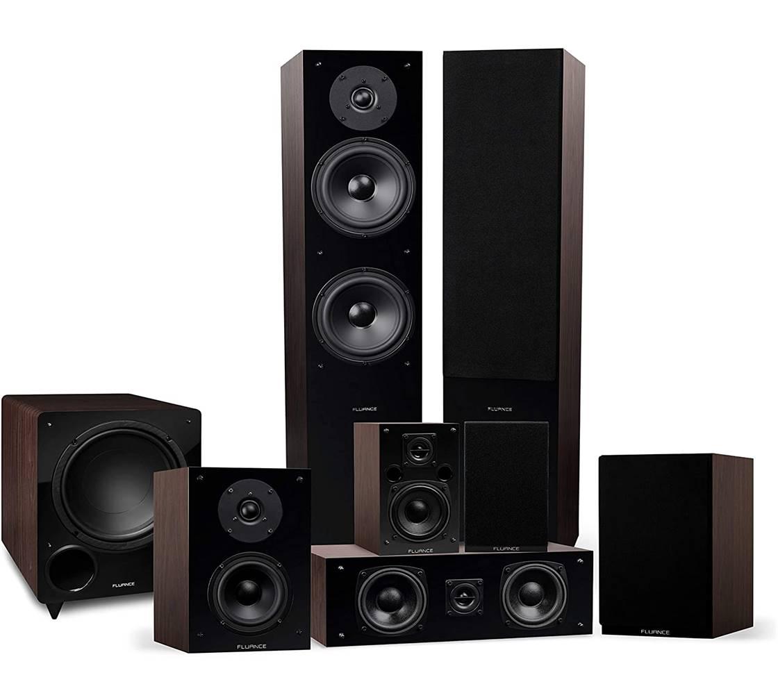 Fluance Elite HD Surround Sound Home Theater