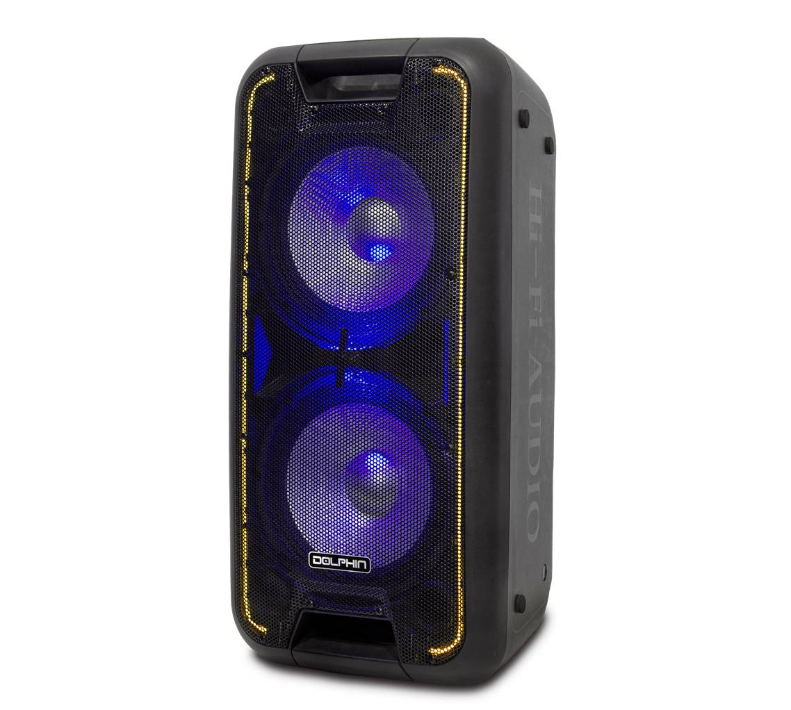 Dolphin SP-S210RBT Portable Bluetooth Party Speaker