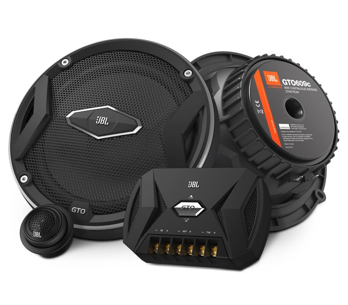 JBL GTO609C Car Speaker System